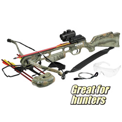Rifle Jaguar Crossbow  Model# CR-013A2