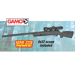 Gamo Big Cat Air Rifle  Model# ZR6110065654