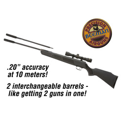 Beeman Grizzly X2 Air Rifle  Model# 1074
