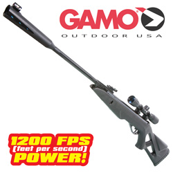 Gamo Silent Cat .177 Air Rifle  Model# ZR6110072154