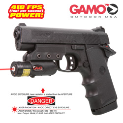 Gamo V-3 Air Pistol  Model# 611136554