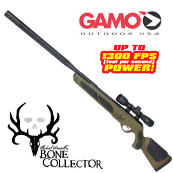 Bone Collector Bull Whisperer Air Rifle  Model# Z61100671W54