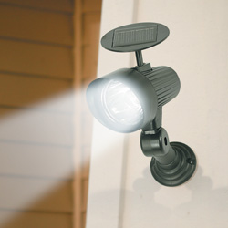 Wall/ Railing Mount Solar Light  Model# ESL-39-3