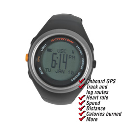 GPS Tracking Heart Rate Monitor  Model# 810