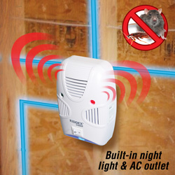 Riddex Quad Pest Repeller&nbsp;&nbsp;Model#&nbsp;03-00020