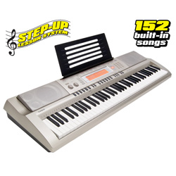 Casio Full Size Musical Keyboard&nbsp;&nbsp;Model#&nbsp;WK-200