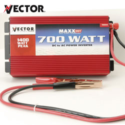 Vector 700 Watt Power Inverter  Model# VEC062-RMFG