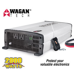 2000W Pure Sine Inverter&nbsp;&nbsp;Model#&nbsp;2205