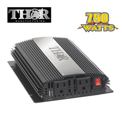 Thor 750W Modified Sine Inverter&nbsp;&nbsp;Model#&nbsp;TH750