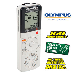 Olympus 1GB Digital Voice Recorder  Model# VN-7100