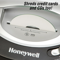Honeywell Micro-Cut Shredder  Model# 9207