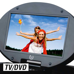 Portable TV/DVD Boombox  Model# SC-280TV