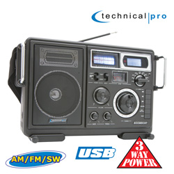 Technical Pro Boombox  Model# BOOMBOX7