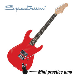 Star Series Electric Guitar - Red  Model# AIL51R