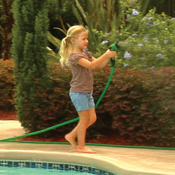 25-Ft. Flex-Able Hose  Model# FLXH-25