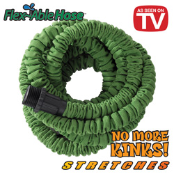 50-Ft. Flex-Able Hose  Model# FLXH-50