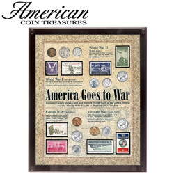 America Goes To War  Model# 3364