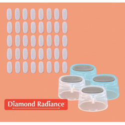 Diamond Radiance Refill Kit&nbsp;&nbsp;Model#&nbsp;11-00059