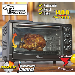 Convection Toaster/Rotisserie Oven&nbsp;&nbsp;Model#&nbsp;GL-43RCT