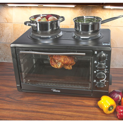 Convection Toaster/Rotisserie Oven  Model# GL-43RCT