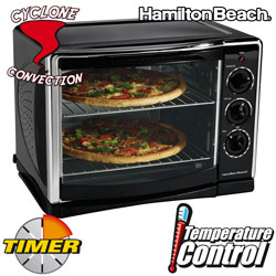 Hamilton Beach Convection Oven/Rotisserie  Model# 31198