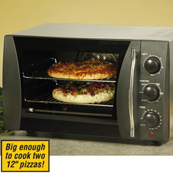 Wolfgang Puck Countertop Convection Oven : Wolfgang Puck Convection/Rotisserie Oven Model# BTBRO-0050