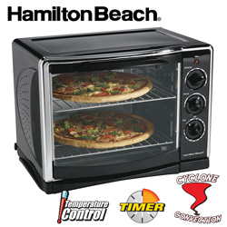 Hamilton Beach Convection Oven  Model# 31197R