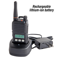 2 Pack Two-Way UHF Radios  Model# TJ-3400U