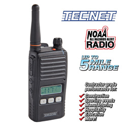 Two-Way UHF Radio&nbsp;&nbsp;Model#&nbsp;TJ-3400U