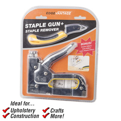 Edge Vantage Staple Gun Set  Model# E-014