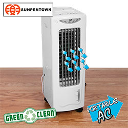 Evaporative Air Cooler&nbsp;&nbsp;Model#&nbsp;SF-610