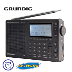 Grundig Globe Traveler Radio  Model# NGE5BRU