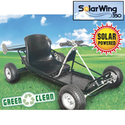 Solar Wing Solar Go-Cart  Model# SOLAR WING 350