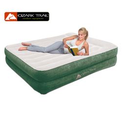 Ozark Trail Queen Air Bed  Model# D-67720W