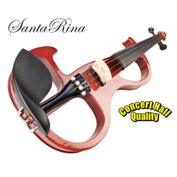 Santa Rina Electric Violin Package&nbsp;&nbsp;Model#&nbsp;47626