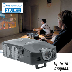Personal Entertainment Projector  Model# XPJ-1