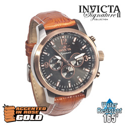Invicta Multifunction Watch  Model# 7340