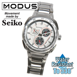 Modus Multi-Function Watch  Model# GA458.1000.14Q