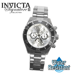 Invicta Chronograph Watch  Model# 7368