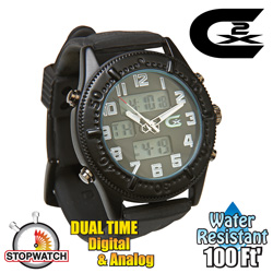 Croton Sport Watch  Model# CX328027BSBK