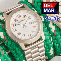 Del Mar Nautical Watch&nbsp;&nbsp;Model#&nbsp;50137