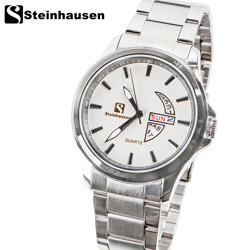 Steinhausen Calendar Watch  Model# TW8530SLW