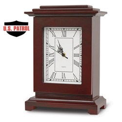 Mantle Clock Safe  Model# JB6874
