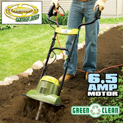 Sun Joe Electric Tiller  Model# TJ600E