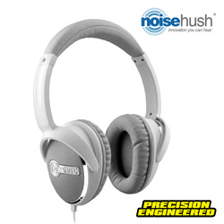 NoiseHush Stereo Headphones  Model# NX28I-12037