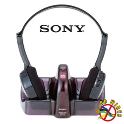 Sony Wireless Headphones&nbsp;&nbsp;Model#&nbsp;MDR-IF240RK