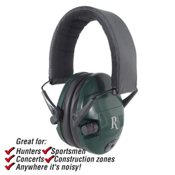 Remington Electronic Earmuffs  Model# R2000C