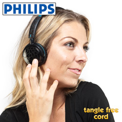Philips O'Neil Snug Headphones&nbsp;&nbsp;Model#&nbsp;SHO8801/28