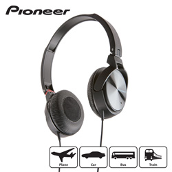 Pioneer Noise Cancelling Headphones  Model# SE-NC21M