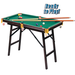 Mini Pool Table&nbsp;&nbsp;Model#&nbsp;9007